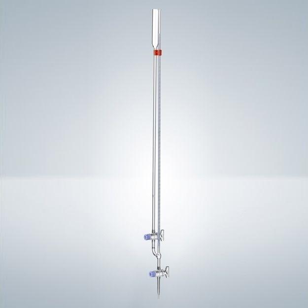 Byreta priama AS, Bang, sklenený kohút, 2 ml