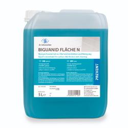 Dezinfekčný koncentrát Biguanid Fläche N - 5000 ml
