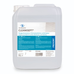 Dezinfekčný koncentrát Cleanisept - 5000 ml