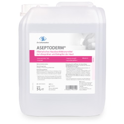 Dezinfekcia pred zákrokmi Aseptoderm, 5000 ml