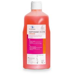 Dezinfekcia pred zákrokmi Aseptoderm CHG/R 1000 ml