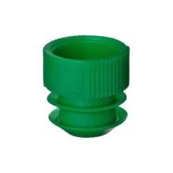 Lamelový uzáver 16 mm (1000 ks) - zelený