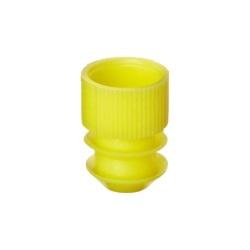 Lamelový uzáver 12 mm (1000 ks) - žltý