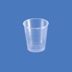 Kónické poháriky so stupnicou