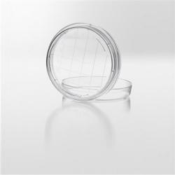 Petriho miska 65 mm, kontaktná mriežka