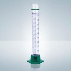Odmerný valec B, PZ, modrá tlač, 10 ml