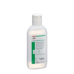Handdisinfect green - 100 ml