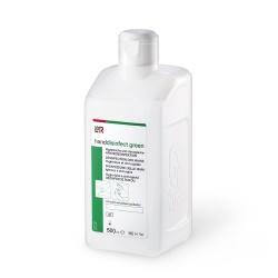 Handdisinfect green - 500 ml