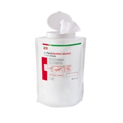 Surfacedisinfect alcohol maxi wipes (38×20 cm)