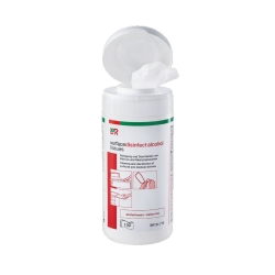 Surfacedisinfect alcohol tissues (22,5×13,8 cm)
