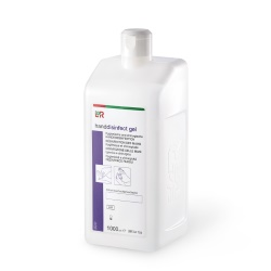 Handdisinfect gel - 1000 ml