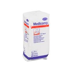 Medicomp nesterilný, 5 x 5 cm (bal 100 ks)