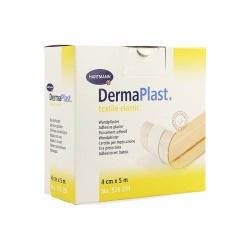 DermaPlast textile elastic, 4 cm x 5 m (bal 5 m)