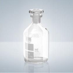 Kyslíková fľaša podľa Winklera, číra, 100-150 ml