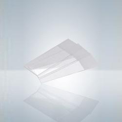 Podložné sklo 76×26, rezané, matované (50 ks)