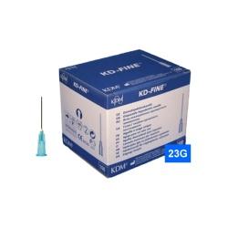 Ihla KD-FINE 23G (0.6×25), modrá (100 ks)