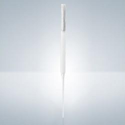 Pasteur pipeta, 150 mm (250 ks), bavlnená upchávka
