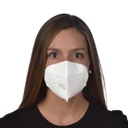 Respirátor KADI bez výdychového ventilu (FFP2)