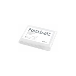 Prestieradlá Practical, 77×210, 80 ks - biele