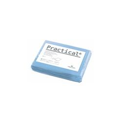 Practical (prestieradlo 77×210) - modrá