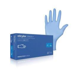 NITRYLEX Classic+ (zosilnené), 100 ks, M (7-8)