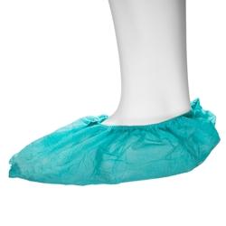 Návleky na obuv NTEX (100 ks) - zelené