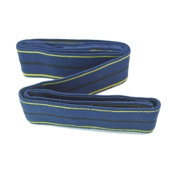 KTG / fetálny pás (4×120 cm, modrý, suchý zips)