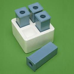 Chladiaci obal pre skúmavku 16 × 100