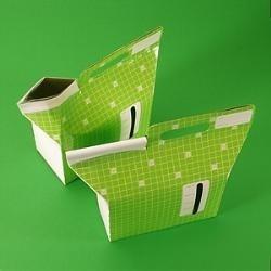 24-h kontajner na moč - papier s fóliou, 2500 ml
