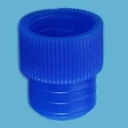 Tlakový uzáver 16 mm (1000 ks) - modrý