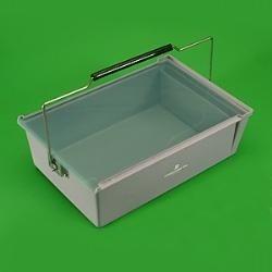Prenosný box pre nádobky na vzorky