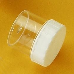 Nádobka PS, skrutkovacie viečko, 15 ml