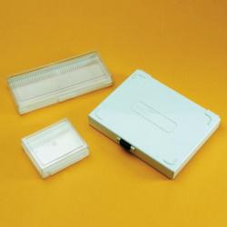 Kazeta na mikroskopická skla
