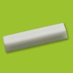 PTFE magnetické miešadlo, hranol, 6×12 mm