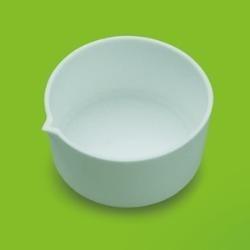 PTFE miska s výlevkou, 25 ml, 38×34 mm
