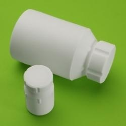 PTFE fľaša 10 ml, 26×50 mm, hrdlo 12 mm