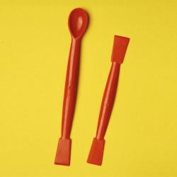 Laboratórna špachtla, obojstranná, 150 mm