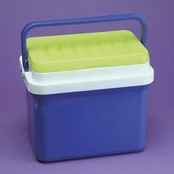 Chladiaca taška pre uchovanie vzoriek