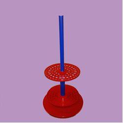 Otočný stojan pre delené/nedelené pipety