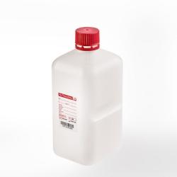 Fľaša PE 1000 ml, STERIL +Thiosíran