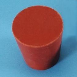 Kónický uzáver (guma) 9/5×20 mm