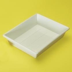 Hlboký tác PP, 400 × 300 mm, cca 10 litrov