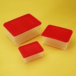 Krabice PP do mraziacich boxov (3 ks)