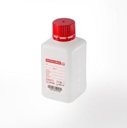 Fľaša PE 250 ml, STERIL +Thiosíran
