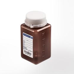 Hnedá fľaša PP 250 ml, STERIL