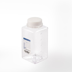 Odolná fľaša PET 500 ml, STERIL